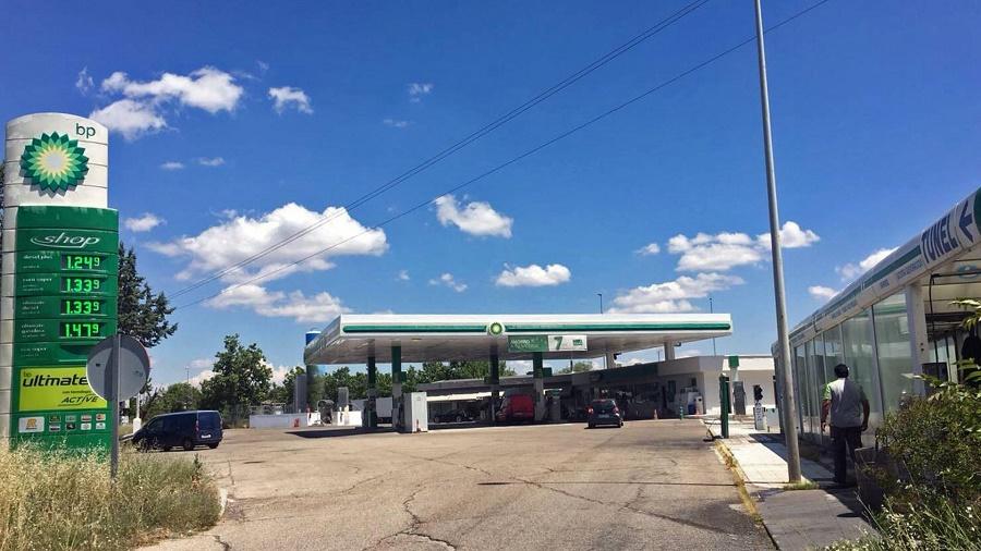 Las gasolineras de Sanse, con leve aumento de tránsito en sus estaciones -  diariodesanse.com